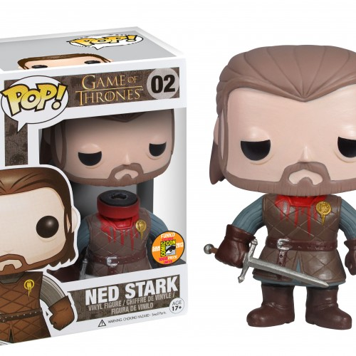 Winter is coming right now with these Game of Thrones SDCC collectibles and exclusive