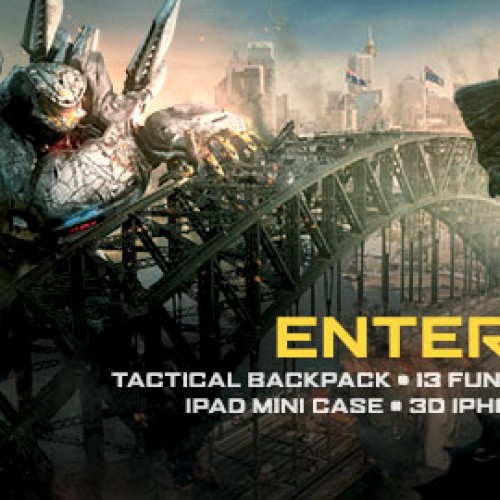 Contest: Warner Bros. Pictures & Legendary Pictures PACIFIC RIM