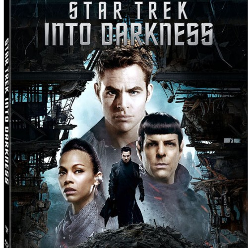 Star Trek Into Darkness boldly enters Blu-ray September 10th