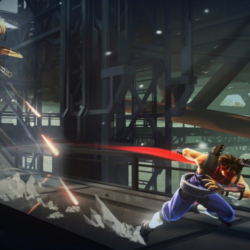 Strider gets a brand new game for current and next-gen consoles