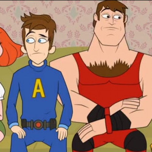 Hulu's The Awesomes featuring SNL cast members and Rashida Jones premieres on August 1st