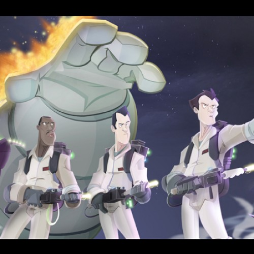 Ghostbusters: Animated…sort of