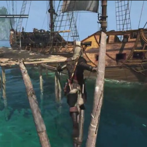Assassin's Creed IV Black Flag gets a 13-minute open world gameplay video