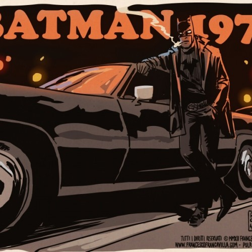 Go Grindhouse with Batman 1972