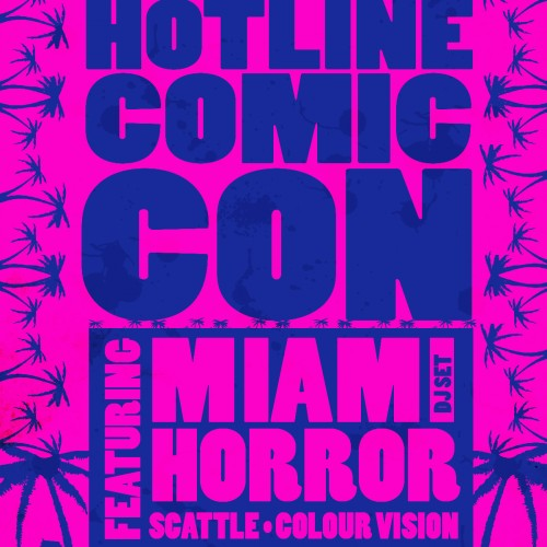 SDCC 2013: Nerd Reactor sponsored Hotline Party pictures and coverage
