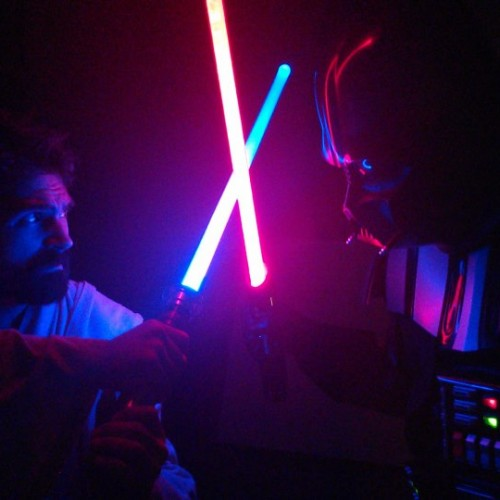 MIT and Harvard got together and are close to creating real life 'lightsabers' – So cross that off the list