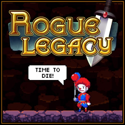 Rogue Legacy, it'll kick your ass! (Review)