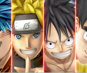 naruto one piece dragonball