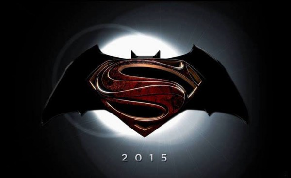 official batman superman logo