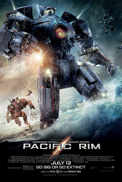 Pacific Rim Final Poster