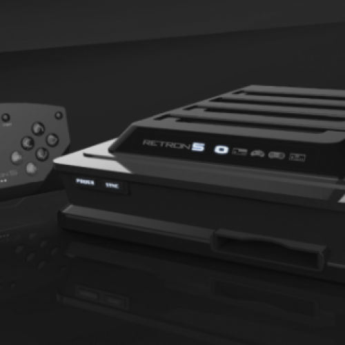 The Retron 5, an emulation dream machine?