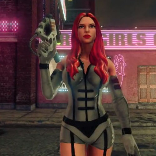 Saints Row IV will free America and the whole f***ing planet