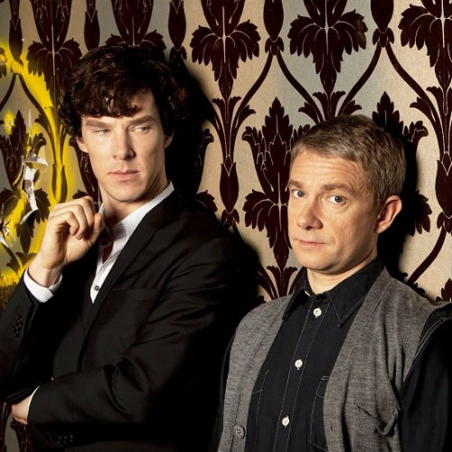 Sherlock series 3 premieres on PBS January 19th