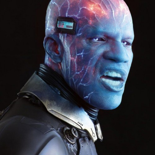 See how Electro's powers were created in The Amazing Spider-Man 2