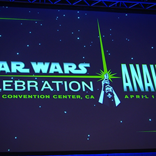 Star Wars Celebration VII heads to Anaheim, CA just in time for Episode 7 in 2015