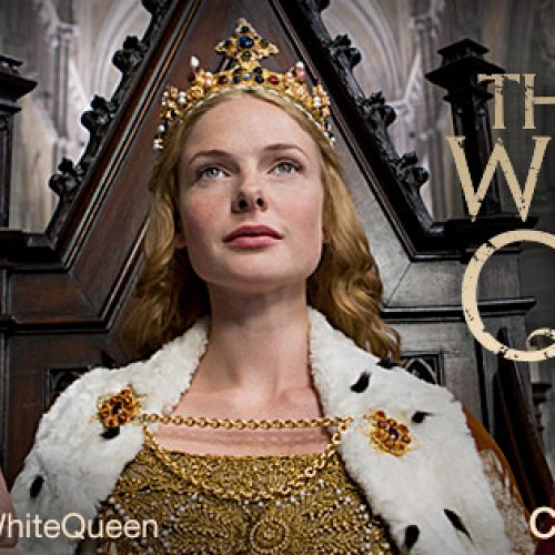 The White Queen heads to U.S. in August on Starz: Lancaster vs. York!