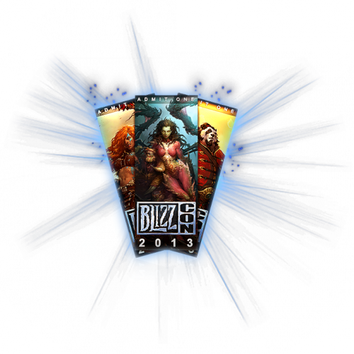 Win the Ultimate BlizzCon 2013 Experience Courtesy of SteelSeries, J!NX and The League of S.T.E.A.M.