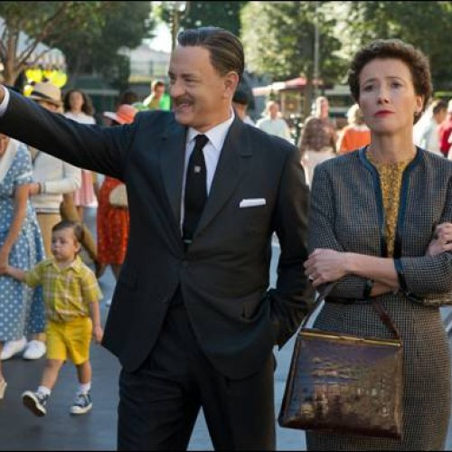 See Tom Hanks as Walt Disney in debut of 'Saving Mr. Banks' trailer