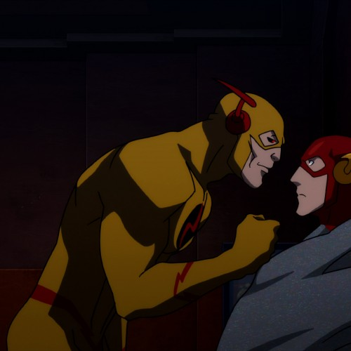Justice League: The Flashpoint Paradox clip: Rogues and Thawne