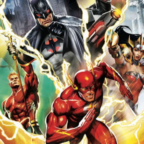 Justice League: Flashpoint Paradox review