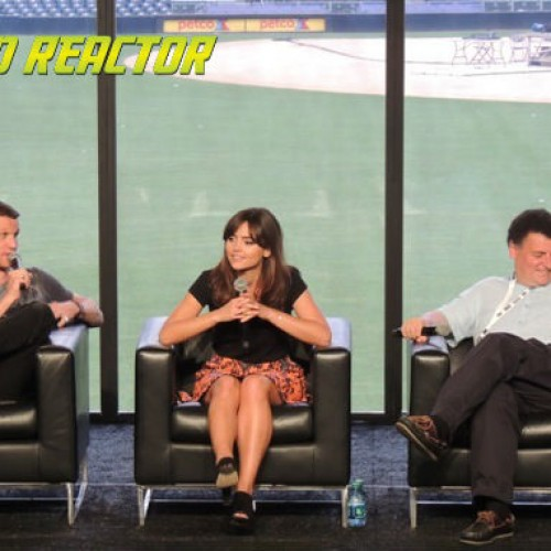 Nerd HQ: Conversations with a Cause 2013: Doctor Who