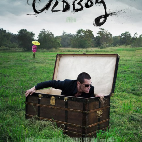 Josh Brolin escapes solitary confinement in Oldboy poster