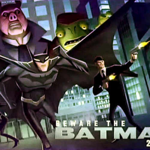 SDCC 2013: Beware the Batman chat with the voice actors and creators