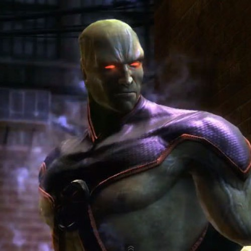 Martian Manhunter is the next Injustice DLC character