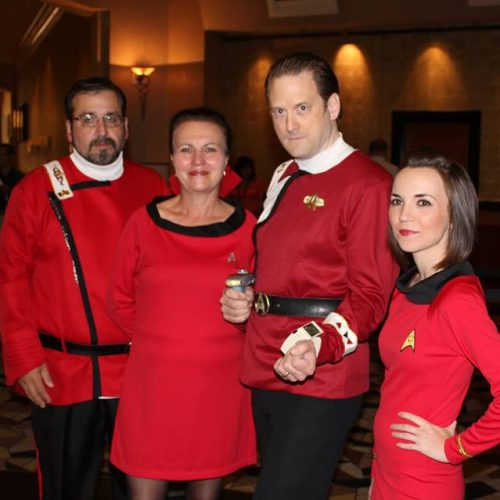 The Official Star Trek Convention heads to Vegas this summer!