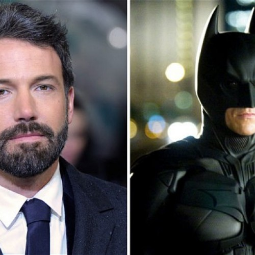 Why Ben Affleck as Batman is awesome news