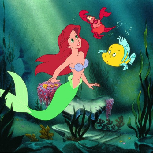 The Little Mermaid in 3D heads to El Capitan Theatre exclusively
