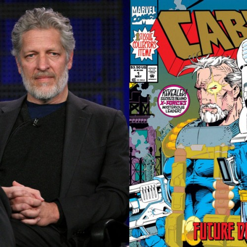 5 reasons Clancy Brown would be a great choice for X-Force leader Cable