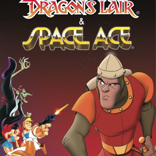 Collecting for Dragon's Lair and Space Ace book review