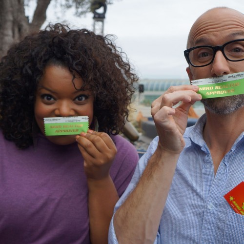 SDCC '13 : Interview with Jim Rash and Yvette Nicole Brown from Community