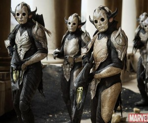 Dark Elf Army Thor