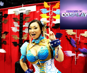 Yaya Han, Heroes of Cosplay