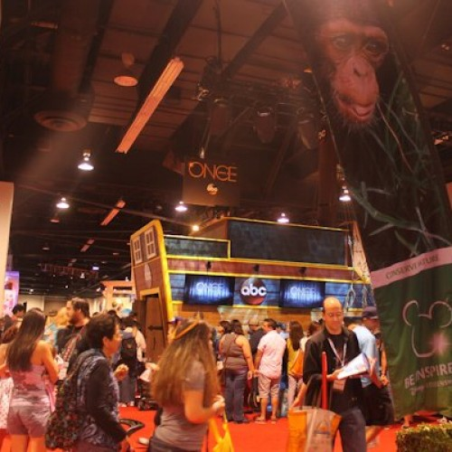 D23 Expo: Event Photos