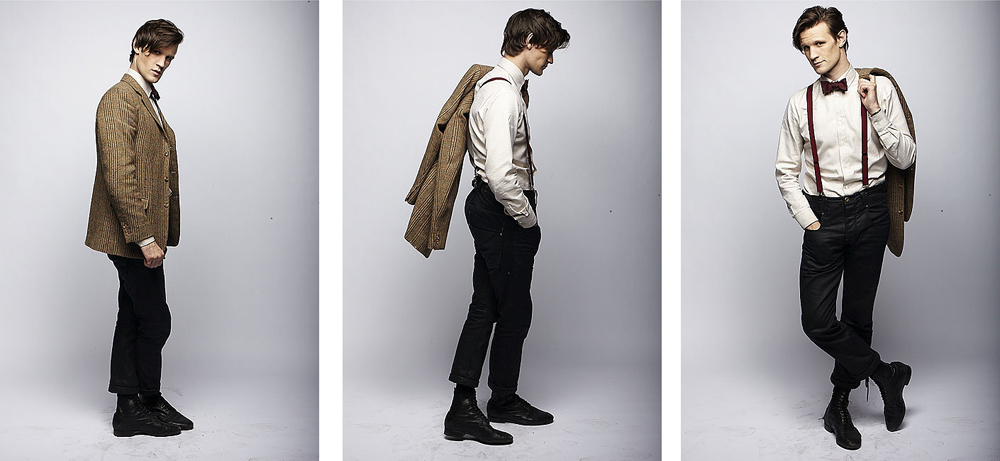 Being Doctor Who IRL: How to (kinda) dress like the ...
