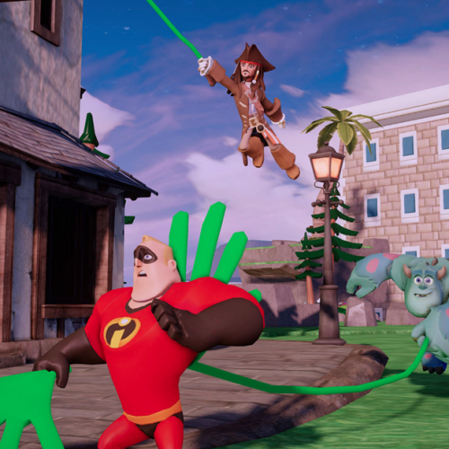 Disney Infinity Review: Great for kids and insomniacs!