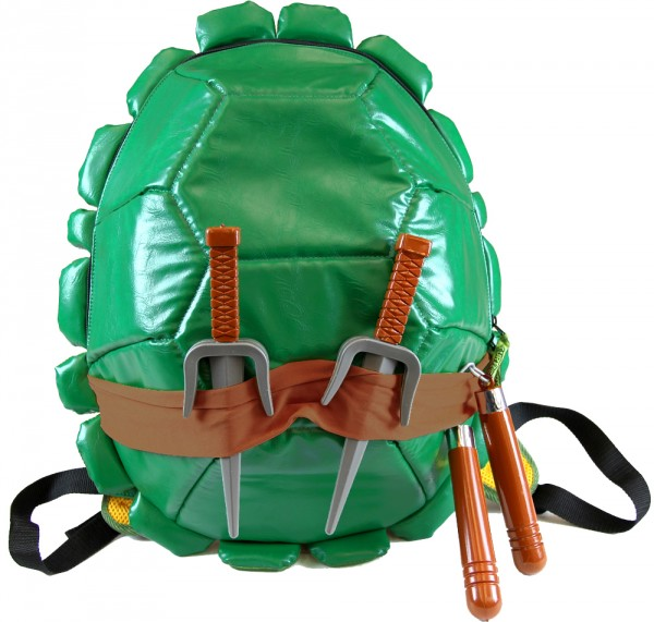 TMNT Combat Gear Shell Backpack