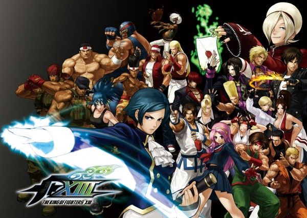 The-King-of-Fighters-XIII-Characters-Art