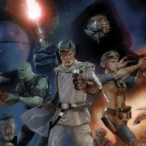 The Star Wars: Oh-so familiar, yet oh-so very different