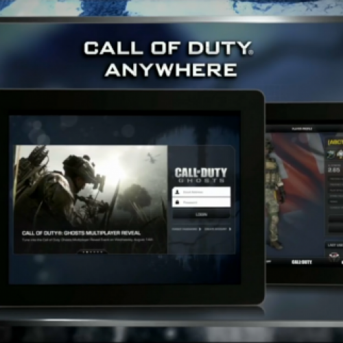 Call Of Duty: Ghosts shows off squads, clans and character customization