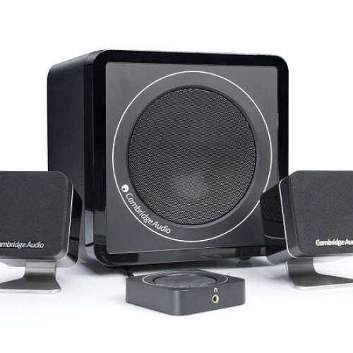 Review: Minx M5 2.1 Multimedia Speaker System