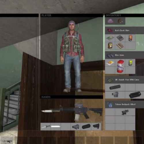 DayZ will become standalone, gets a gameplay footage