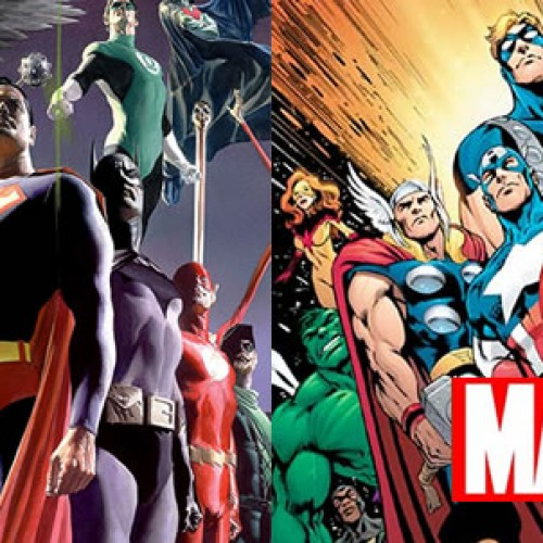 NR Podcast #12: DC vs. Marvel Cinematic Universe and Cyberbullying