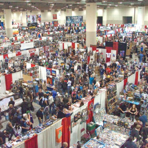 Fan Expo 2013 set to kick off with Stan Lee, Sports and Yoda burgers?
