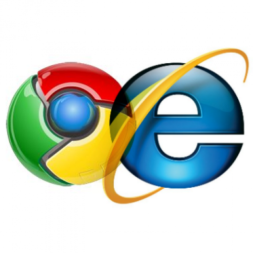Microsoft and Google, suing the government hand in hand