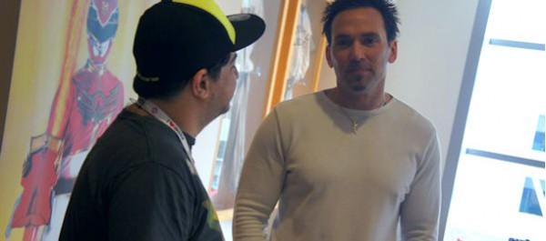 Jason David Frank 2013 Interview with the Meg...