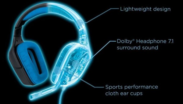 G430 7 1 Logitech Surround Sound Gaming Headset review